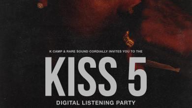 Photo of K CAMP – KISS 5 (Deluxe) (Zip Download) [Zippyshare + 320kbps]