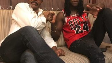 Photo of Vasti Jackson x Stonebwoy