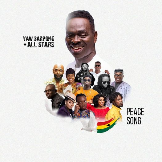 Yaw Sarpong – Peace Song Ft All Stars