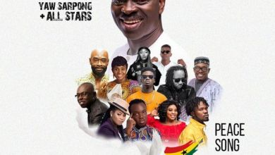 Photo of Yaw Sarpong – Peace Song Ft All Stars