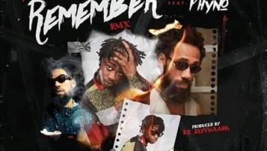 Photo of JeriQ – Remember (Remix) ft. Phyno