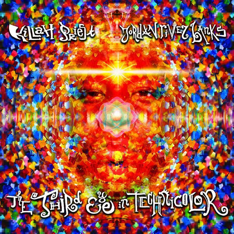 ALBUM: Killah Priest, DillanPonders & Jordan River Banks – Third Eye In Technicolor Zip