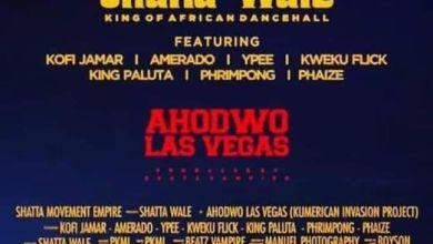 Photo of Ahodwo Las Vegas (Kumerican Invasion Project) by Shatta Wale Ft. YPee x Phaize x King Paluta x Kofi Jamar x Kweku Flick x Phrimpong x Amerado