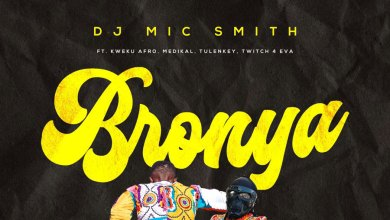 Photo of Dj Mic Smith – Bronya Ft Medikal, Tulenkey, Kweku Afro x Twitch 4EVA