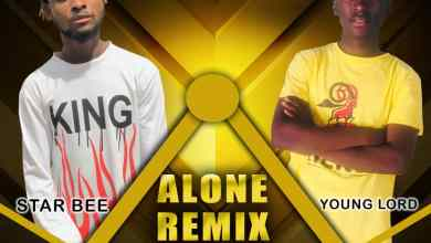 Photo of Young Lord x Star Bee – Alone Remix (Prod By Y konnect)