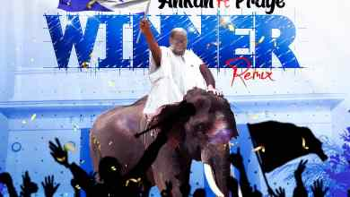 Photo of Ahkan  – Winner Remix Ft. Praye  (NPP Victory Song)(Prod by MixMasterGarzy)