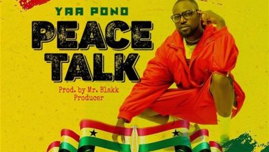 Photo of Yaa Pono – Peace Talk (Prod. by Mr Blakk Producer)