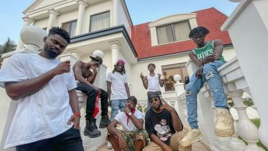Photo of Cabum – Tu Ky3 Ft. Jay Bahd ,O'Kenneth, Reggie, City Boy, Braa Benk & Kwaku DMC