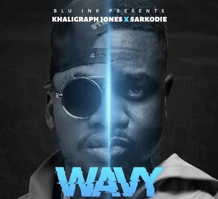 Khaligraphy Jones - Wavy Instrumental Ft. Sarkodie