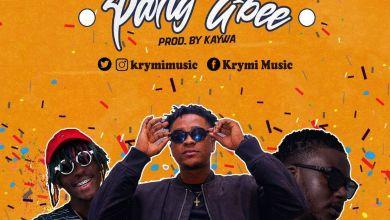 Photo of Krymi – Party Gbee ft Kofi Mole, King Maaga (Prod. by Kaywa)