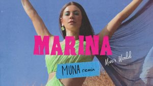 Photo of Marina – Man's World (MUNA Remix)