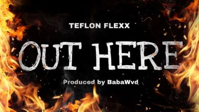 Photo of Teflon Flexx – Out Here (Bosom P-Yung Diss)