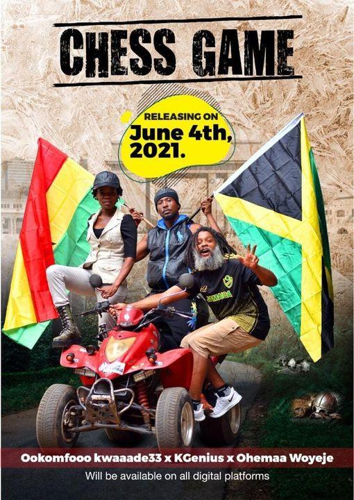 Chase Game by Ookomfoo Kwaaade33 X Ohemaa Woyeje X KGenius
