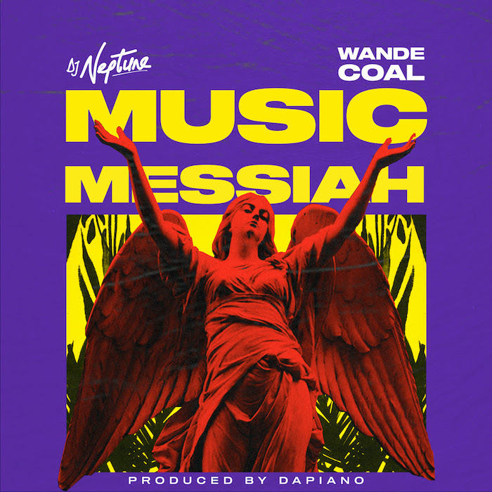 DJ Neptune – Messiah Instrumental Ft. Wande Coal