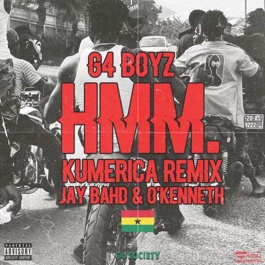G4 Boyz - HMM. (Kumerica Remix) Ft. Jay Bahd x O'Kenneth