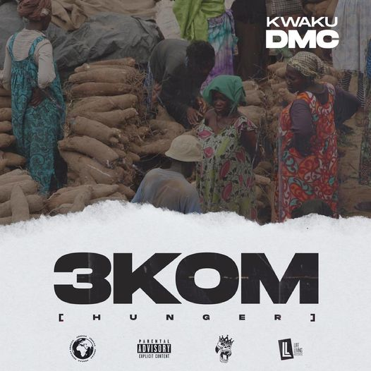 Kwaku DMC - 3kom