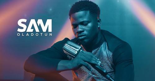 Sam Oladotun - Shower Me