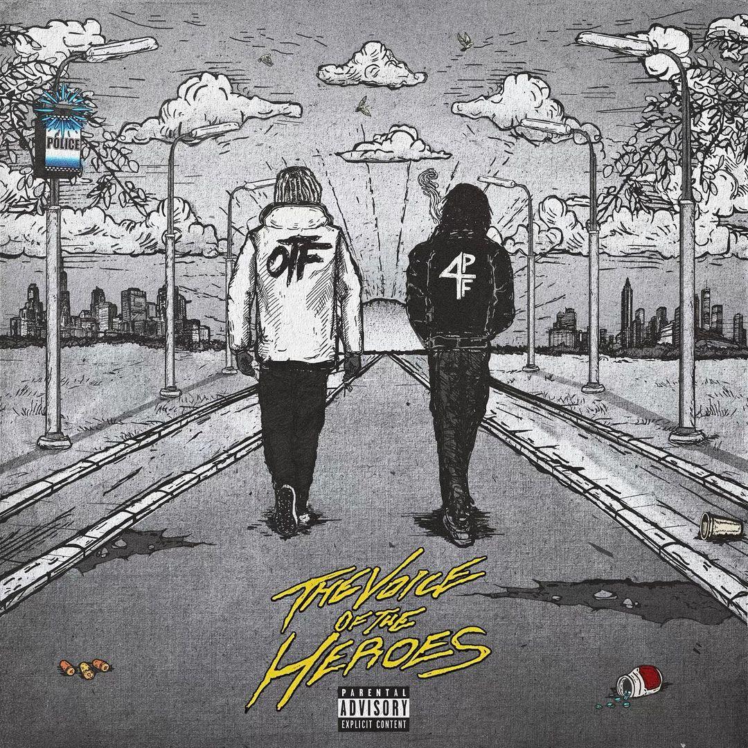 Lil Baby & Lil Durk - Hats Off ft Travis Scott