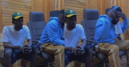 Black Sherif x Omar Sterling (R2bees) Mp3 Download