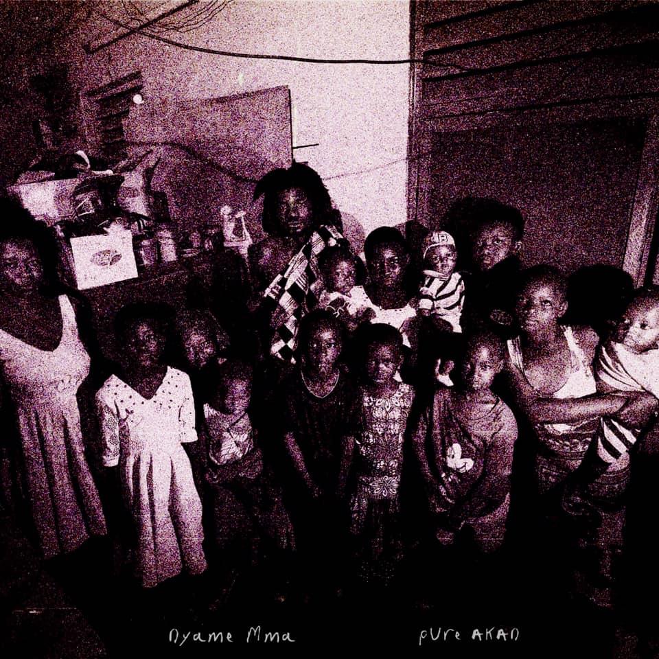 Pure Akan - Nyame Mma (Full Album)