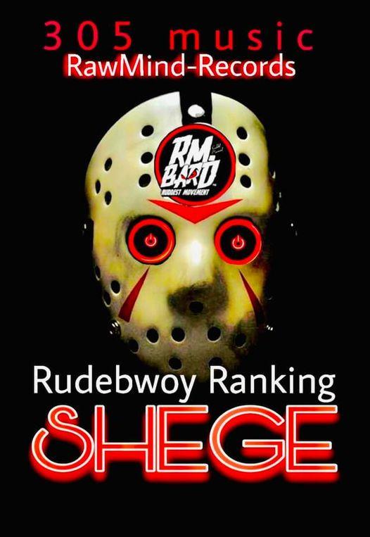 Rudebwoy Ranking - Shege