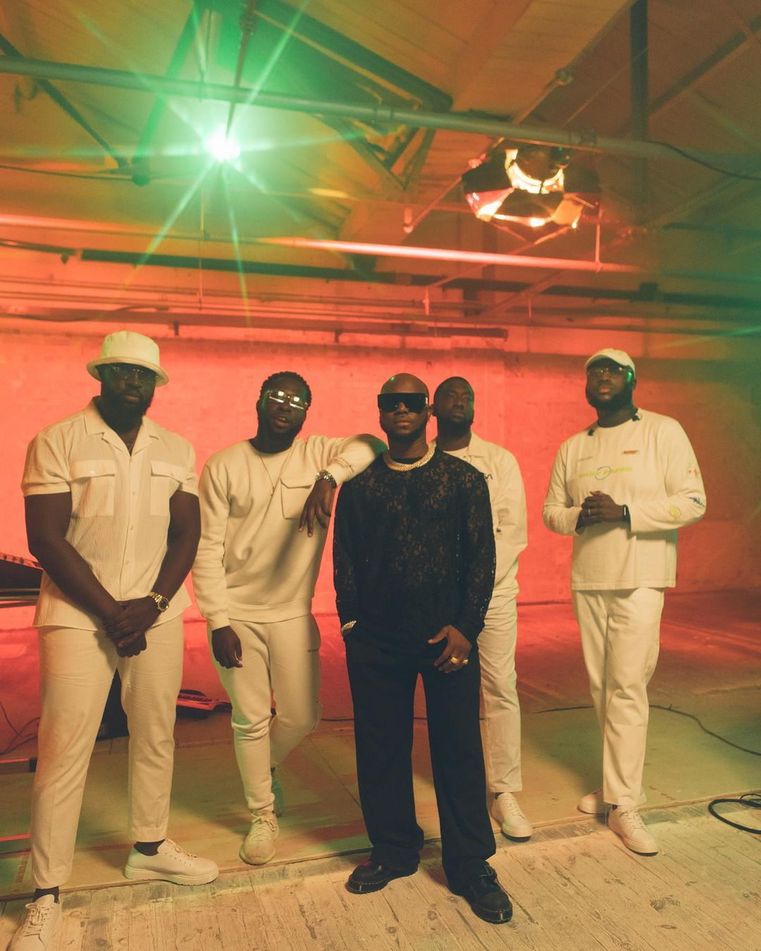 King Promise - Slow Down Ft The Compozers (Acoustic Session)