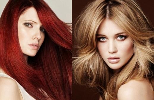 دليلك لمعرفة لون الشعر المناسب لك Gheir