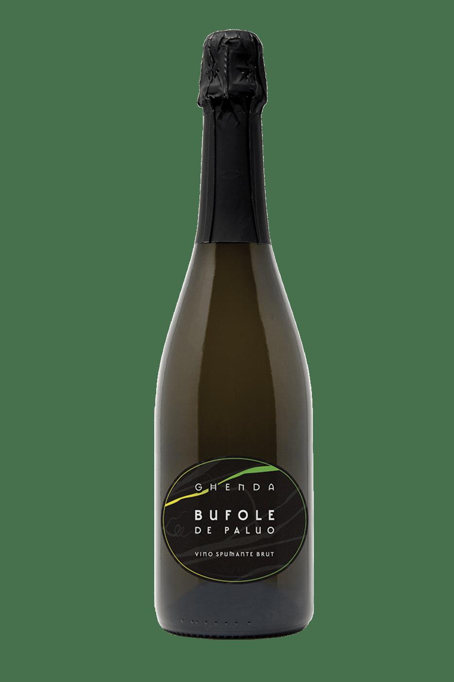 Vino Bianco Frizzante Ghenda Bufole de Paluo Marano Lagunare