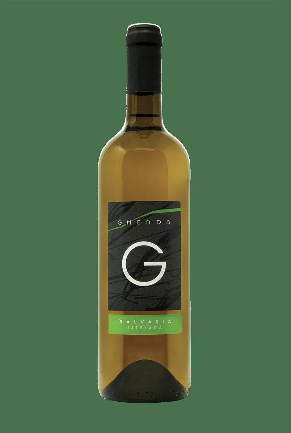 Vino Bianco Ghenda Malvasia