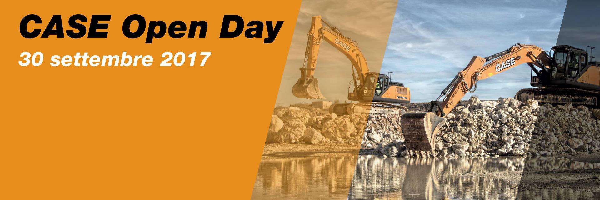 CASE Open Day 2017