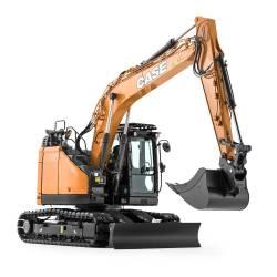 CASE CX145D-SR Escavatore Pesante