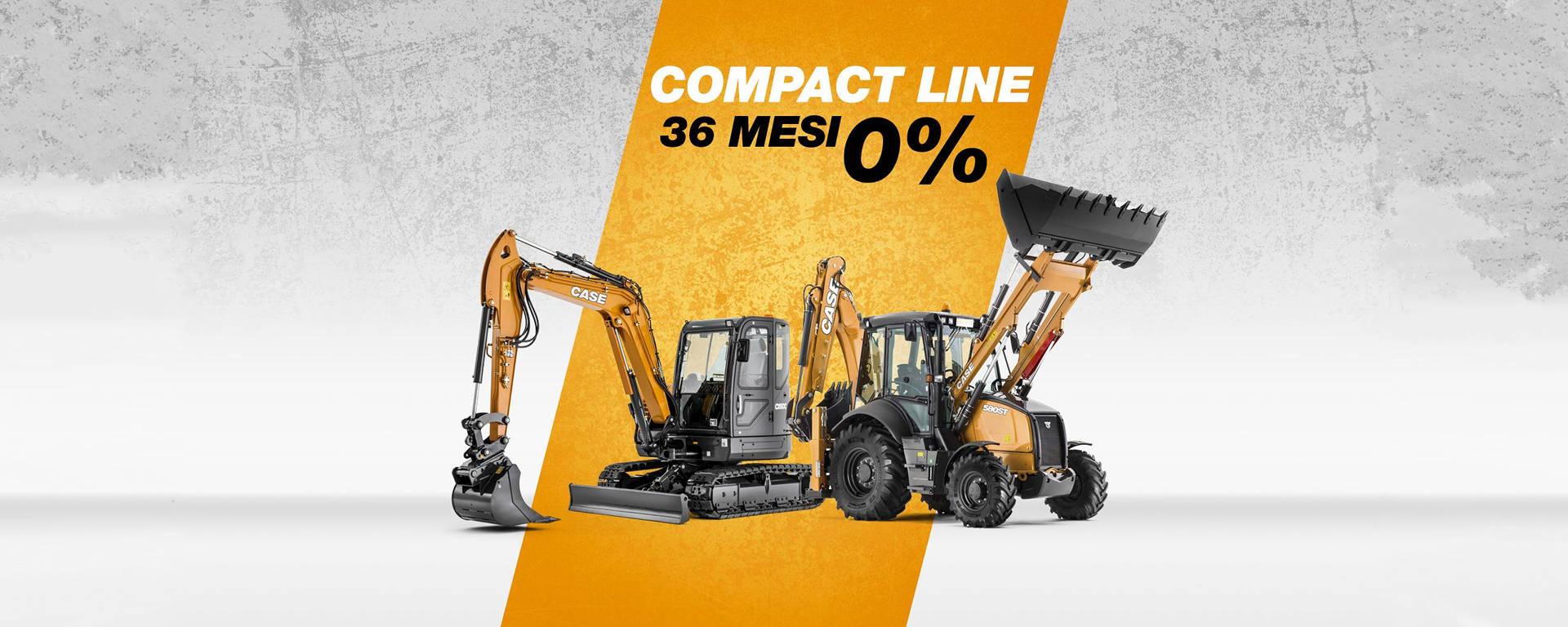 CASE tasso0 compact line