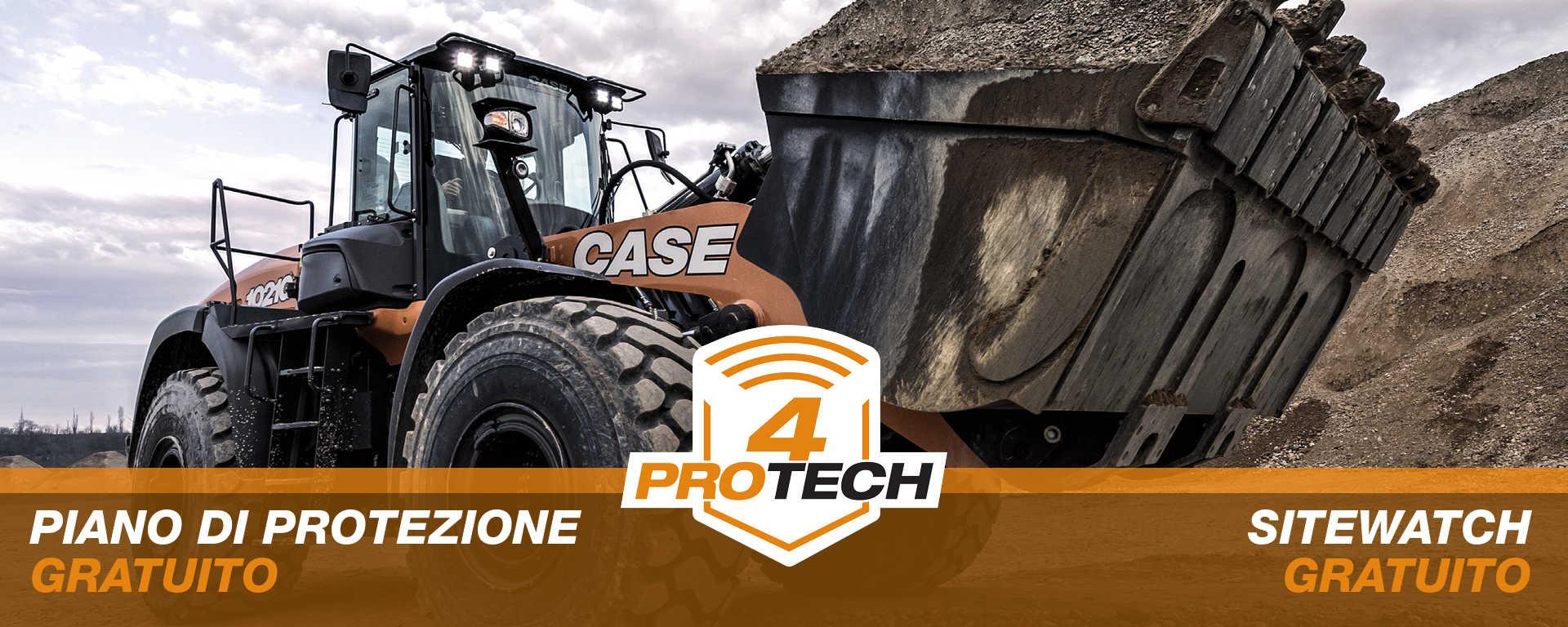 CASE protech 4