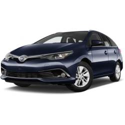 Toyota Auris Noleggio All-Inclusive