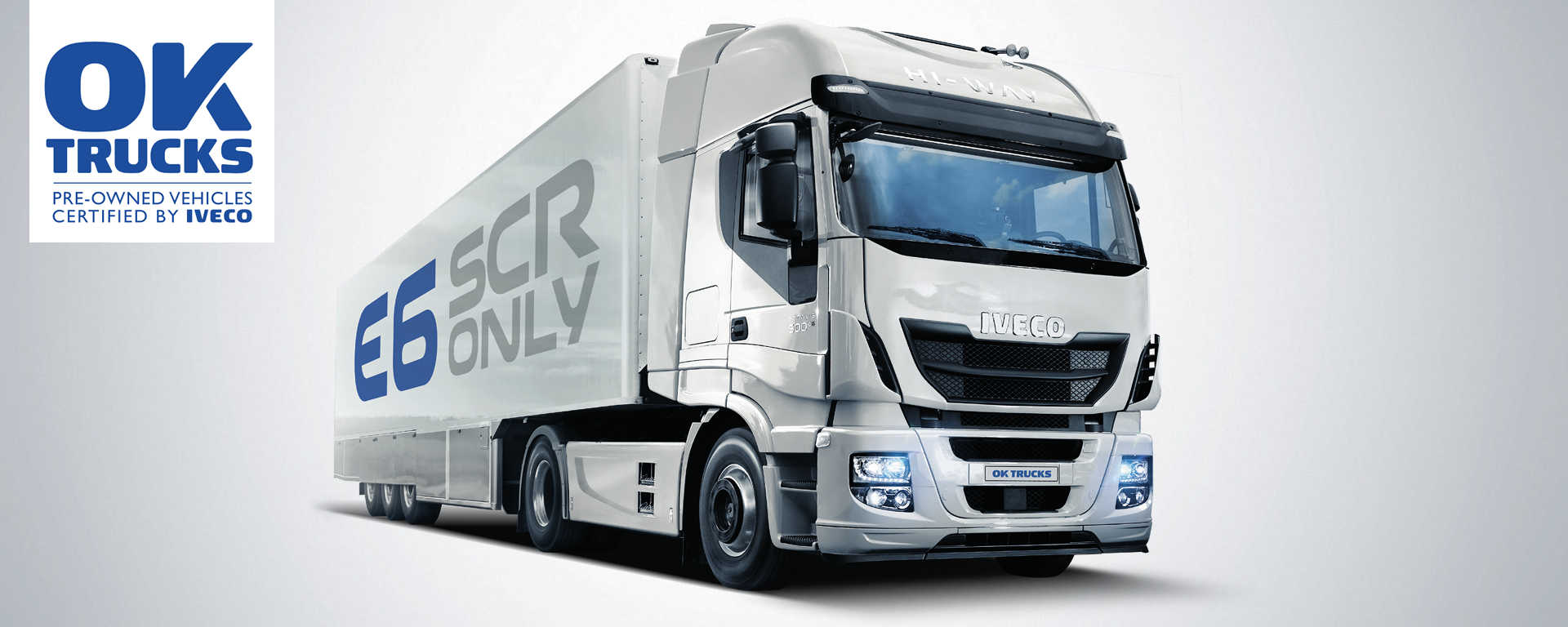 IVECO Stralis Euro 6 Seminuovo SCR Only