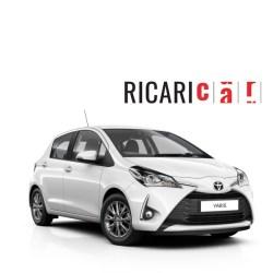 TOYOTA Yaris 1.5 Hybrid con ALD Ricaricar 300
