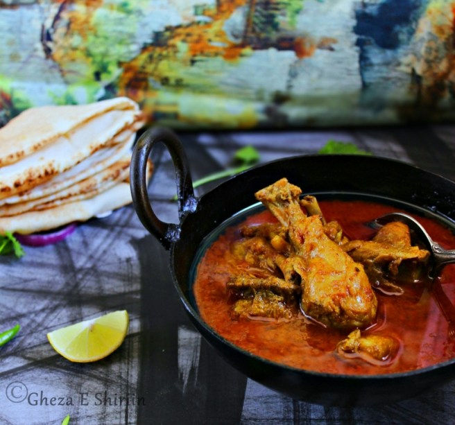 Nepali Chicken Curry