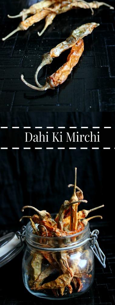 Dahi Ki Mirchi