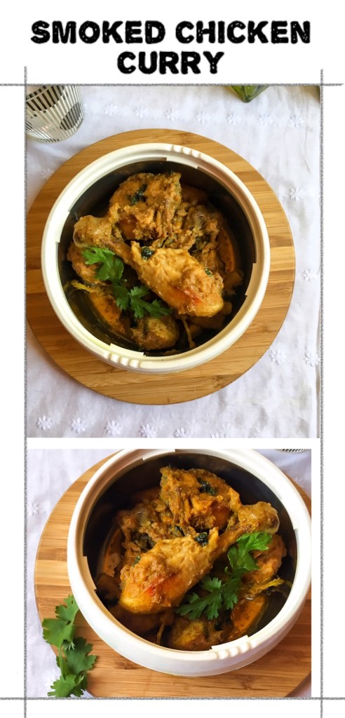Smoked Chicken masala