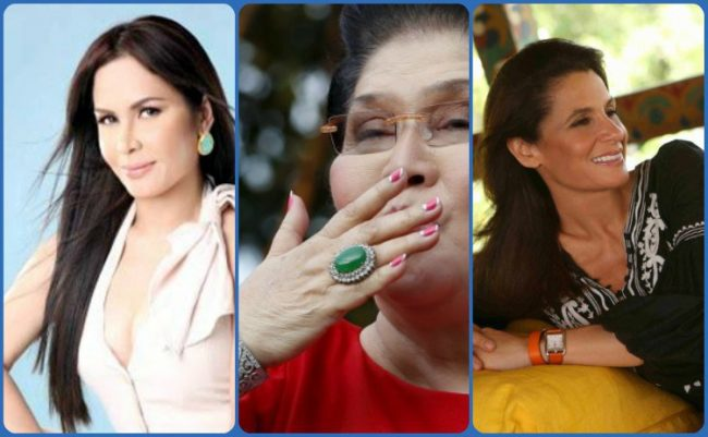 Top 20 Richest Female Celebrities In Philippines 2017