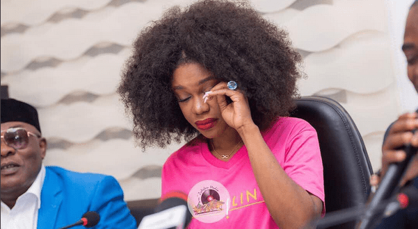 Brace Yourself Because You Have Not Seen Anything Yet Becca Jabs Her Critics Over Bleaching Brouhaha
