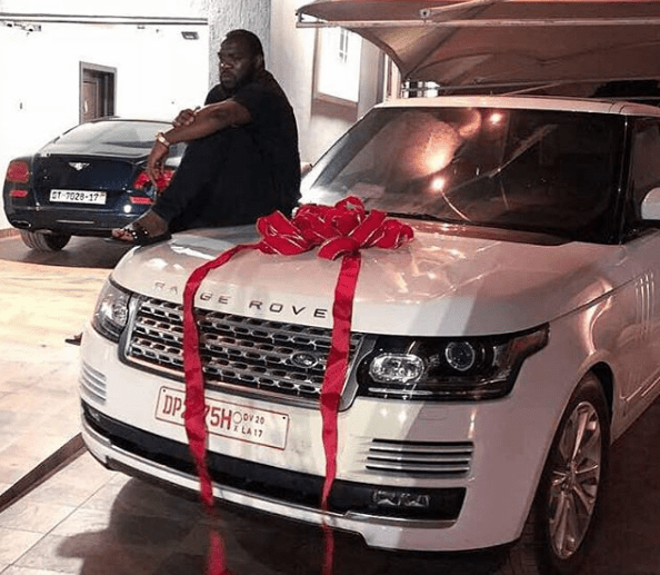 Young Ghanaian Millionaire Foster Gets Himself A 'Monster Ride' As ...