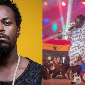 BEEF SQUASHED!!! Shatta Wale & Kwaw Kese Reunite At #ReignConcert2019