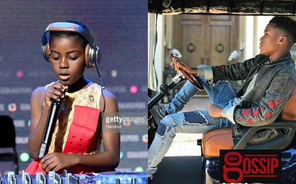 Top 5 Ghanaian Teen Celebrities Who Are Making The Country Proud