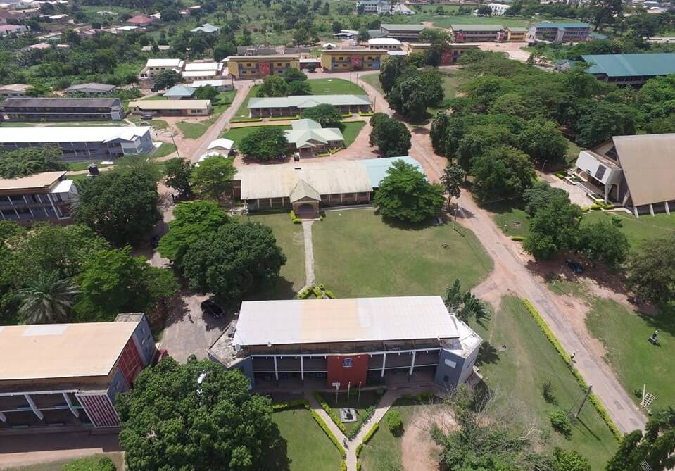 St. Louis Senior High School, Kumasi