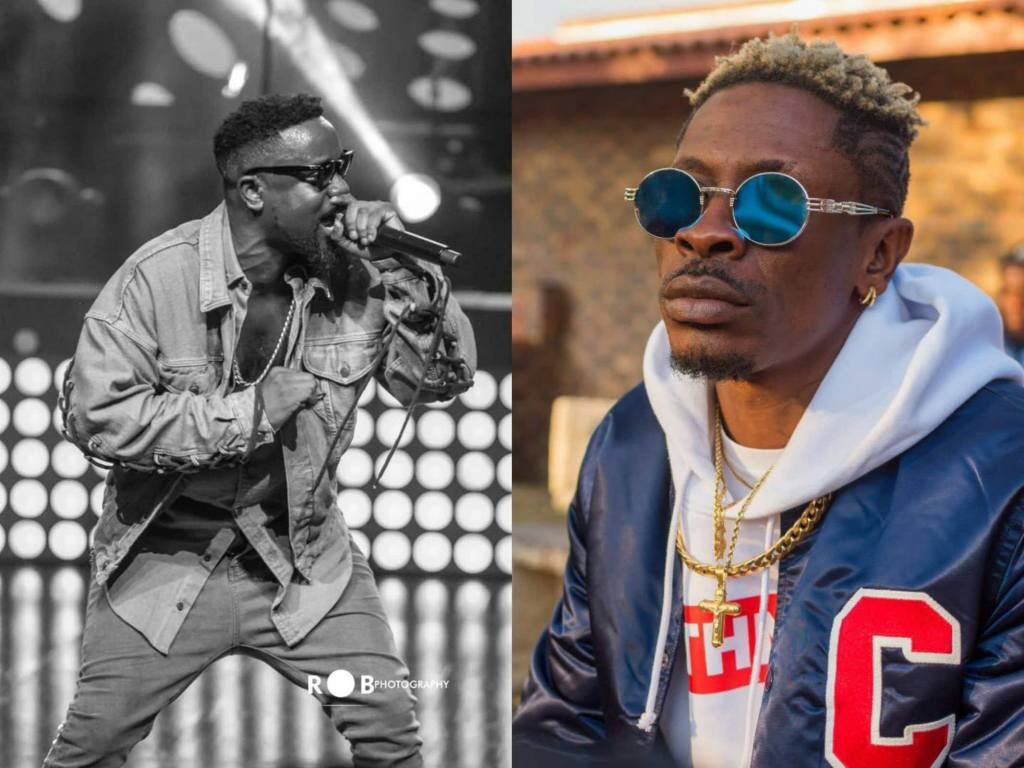 Shatta to feature Samini, Sarkodie and Stonebwoy in new album.
