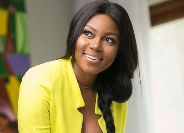 Yvonne Nelson Announces Presidential Ambitions