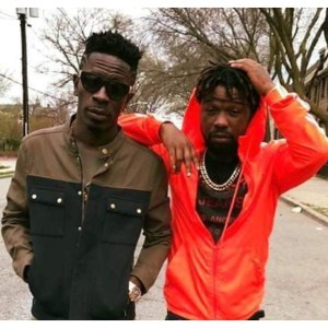 """""""The only guy who can be like me if he was in this game""""- Shatta Wale said about Junior Us Hours before his death"""