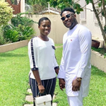 Medikal snubs Fella Makafui at VGMA's?