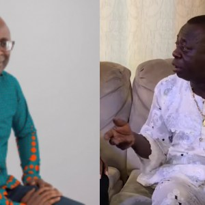 'Abusuapanin Judas Lied, He's The Iscariot Of Our Time'– Kwasi Aboagye Fires Actor